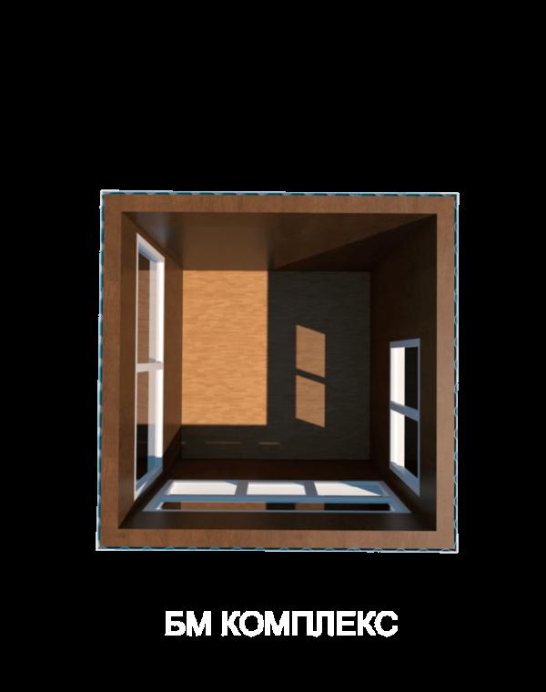 будка для охраны