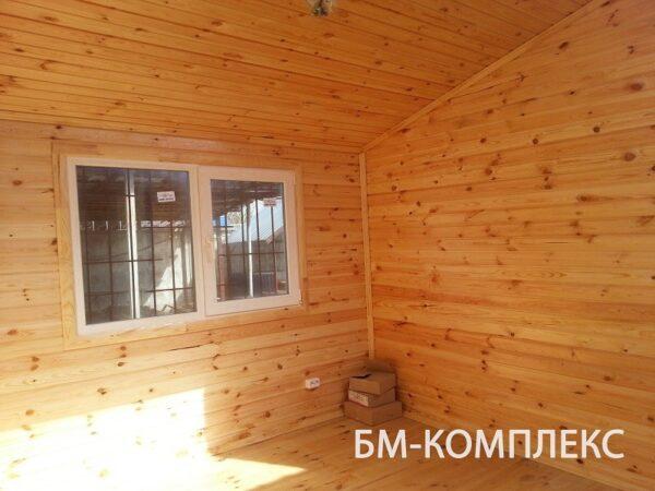 модульный частный домик