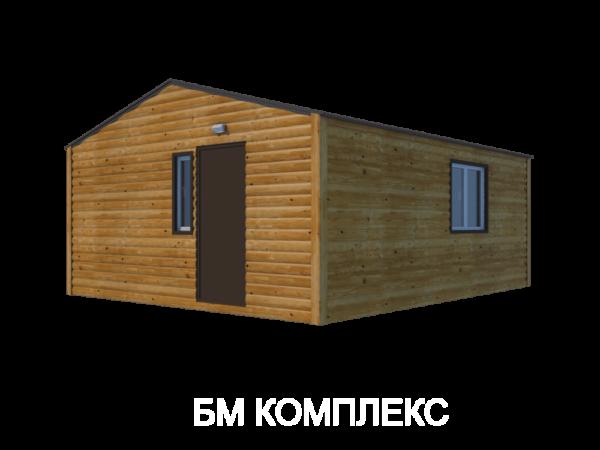 дачный домик сборный