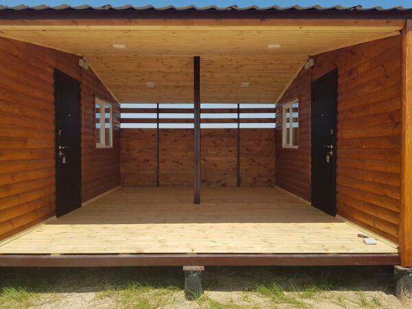 домик для отдыхающих